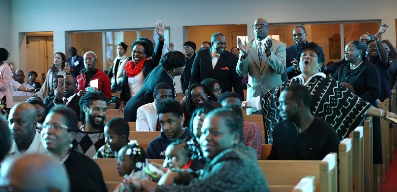 Welcome to Shepherd Park Christian Church