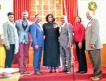 Pastor Terri's 1st Service @ SPCC, 12/2017