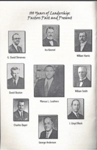 Ministers of SPCC