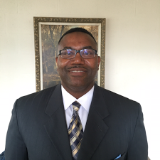 Rev. Dr. Marcus Leathers, former Pastor