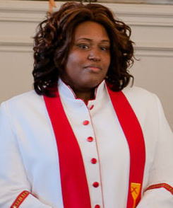 Rev. Terri Lynn McLellan, Assoc. Pastor