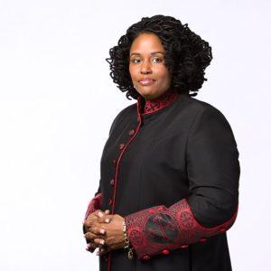 Pastor Terri McLellan