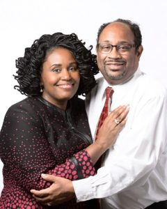 Rev. Terri and husband, Danny
